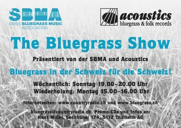 SBMA - The Bluegrass Show