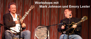 Mark Johnson und Emory Lester