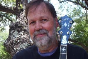 Munde with banjo headstock