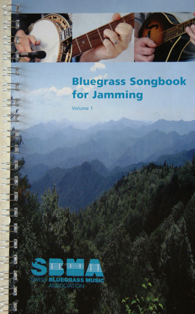 Bluegrass Songbook for Jamming 1