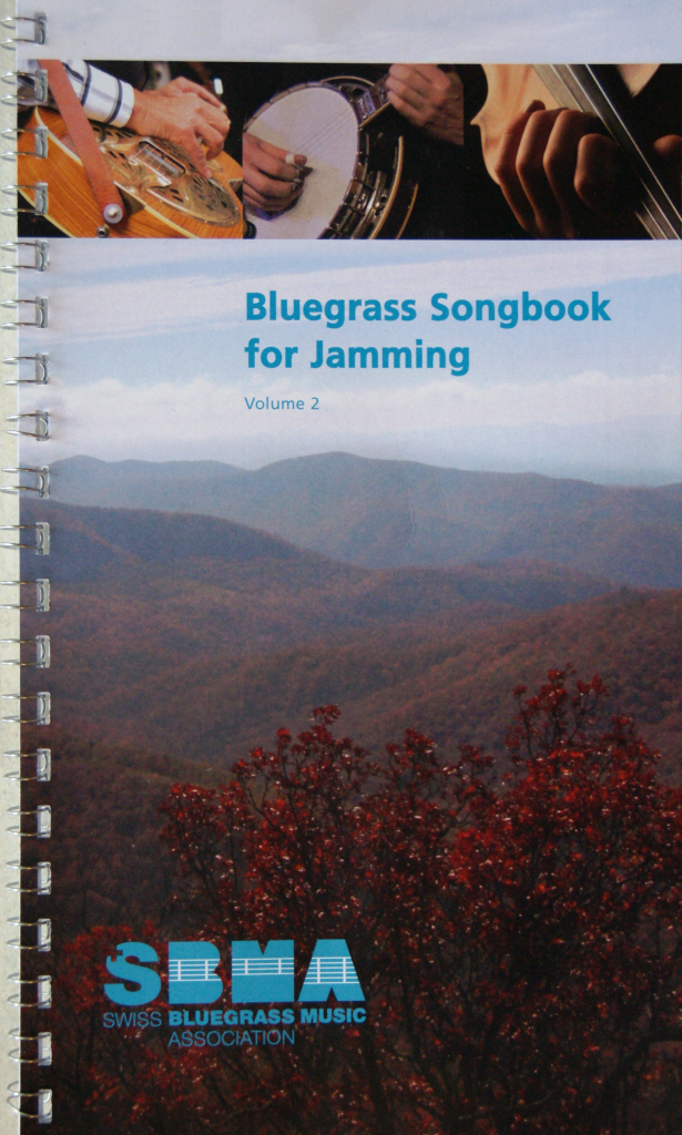 Bluegrass Songbook for Jamming 2
