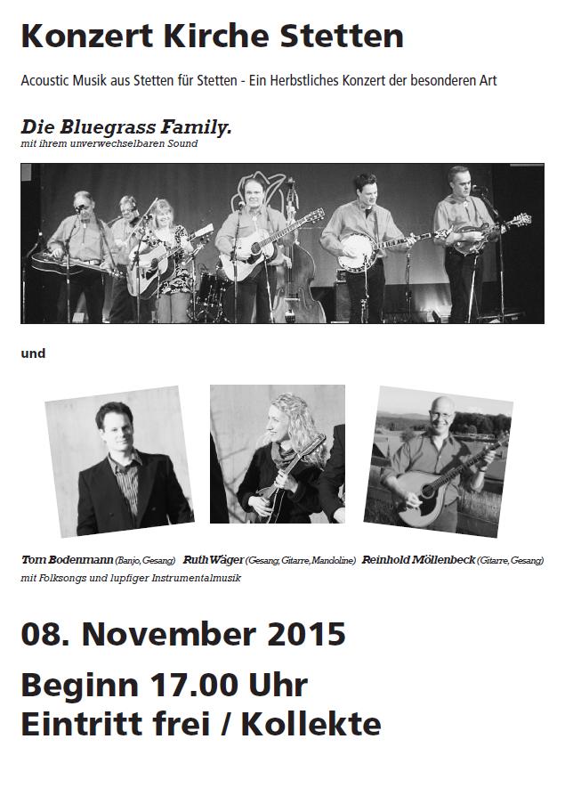 Bluegrass Family